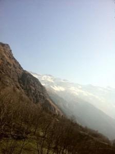 Vista Moncenisio