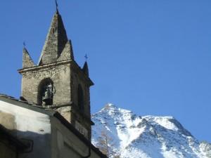 Campanile chiesa San Giorgio