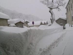 Nevicata del 2008