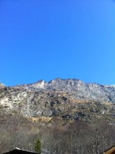 Panorama Moncenisio