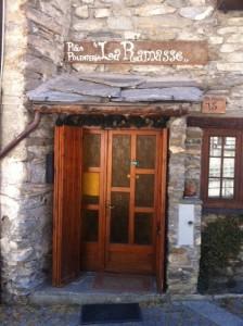 Entrata La Ramasse